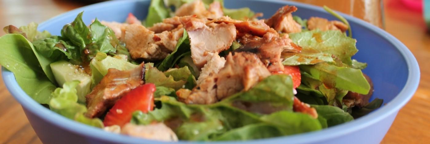 mega leckere Salate